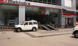 Mahindra Showroom