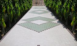 Private Walkway