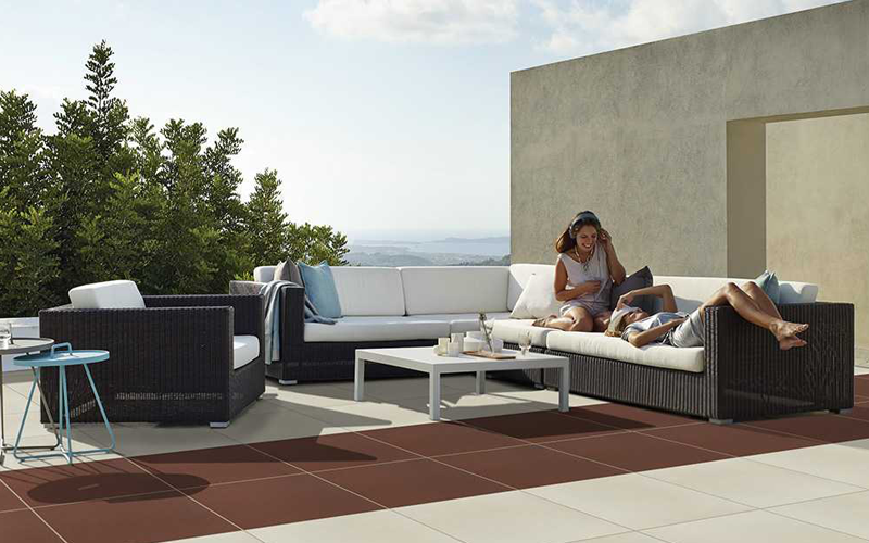 Porcelain Tiles are Best for Outdoors