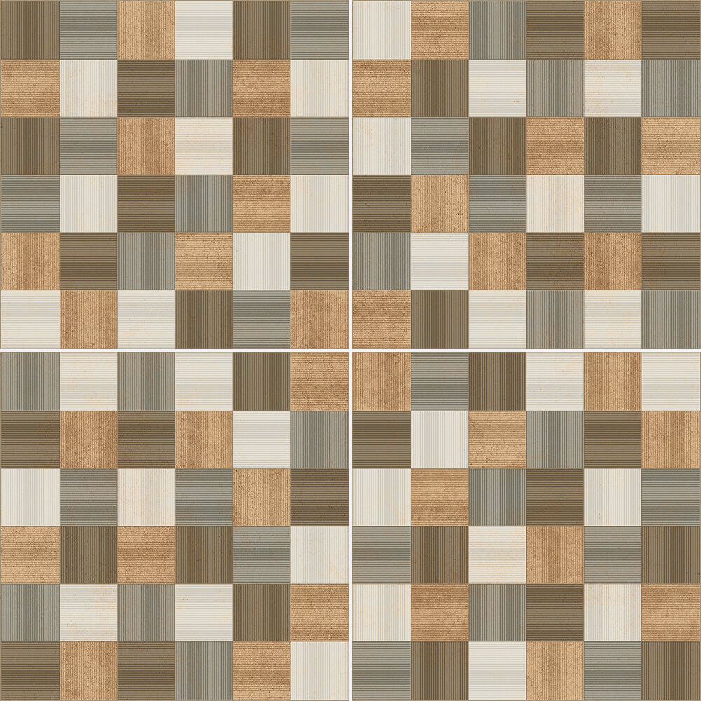 Checkerboard Outdoor Tiles