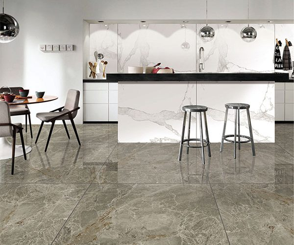 Key Differences between Porcelain Tiles and Ceramic Tiles