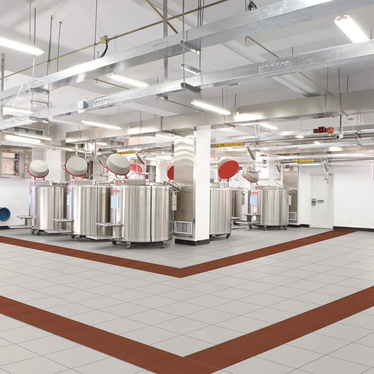 Heavy Duty Tiles for High Footfall and Stressed Areas